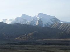 ニンチェンタンラ山
